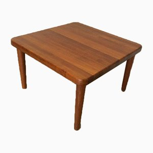 Mid-Century Danish Teak Coffee Table from Glostrup, 1970s