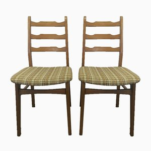 Mid-Century Danish Dining Chairs, 1970s, Set of 2