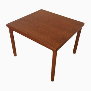 Danish Teak Toften Coffee Table, 1970s