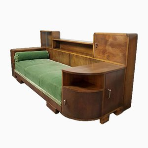 Art Deco Daybed or Sofa, 1930s