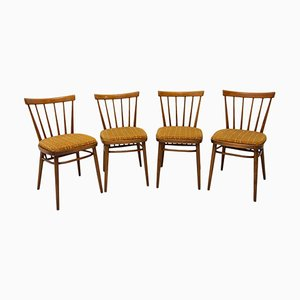 Mid-Century Dining Chairs by J. Kobylka for Tatra, 1960s, Set of 4