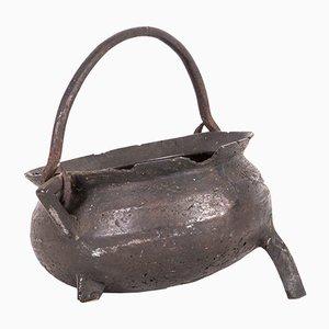 Antique Cauldron in Bronze