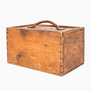 Wooden Box, 1920s