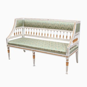 Antique Swedish Gustavian Sofa