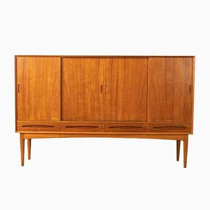 Highboard from Bernhard Pedersen & Søn, 1960s