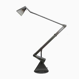 Italienische Vintage Modern Zelig Tischlampe von Walter Monici für Lumina, 1980er