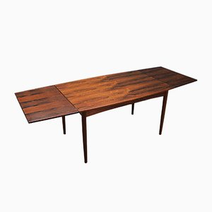 Vintage Rosewood Dining Table from Skovby, 1970s