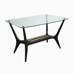 Italian Coffee Table Attributed to Gio Ponti for Cassina, 1950s