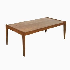 Teak Coffee Table by Arne Wahl Iversen for Komfort