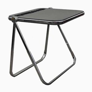 Vintage Italian Folding Platone Desk by Giancarlo Piretti for Castelli / Anonima Castelli, 1970s