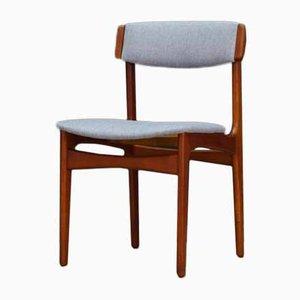 Vintage Teak Esszimmerstühle von N. & K. Bundgaard Rasmussen für TSM Manufactory, 1960er, 5er Set