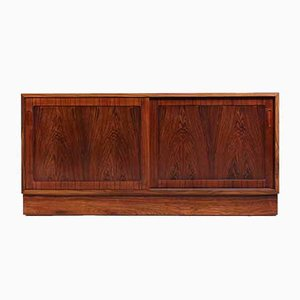 Small Rosewood Sideboard by Poul Hundevad for Hundevad & Co., 1960s