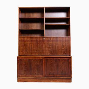 Rosewood Secretaire by Poul Hundevad for Hundevad & Co., 1960s