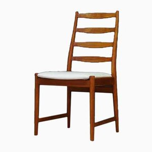 Vintage Teak Dining Chairs from Vamø, 1960s, Set of 6