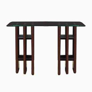 Table Basse Vintage en Palissandre de Bendixen, Danemark, 1970s