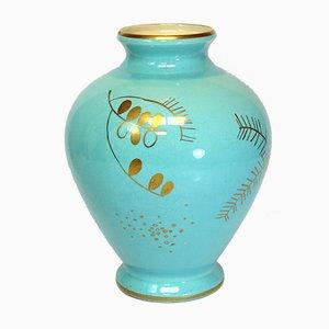 Vase Art Déco par Gustave Asch pour Saint Radegonde, 1920s