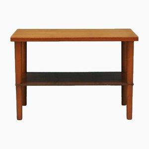 Table Basse Vintage Scandinave en Teck
