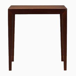 Table Basse Mid-Century par Severin Hansen pour Haslev Møbelsnedkeri