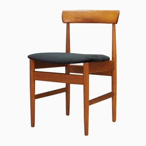 Vintage Danish Dining Chairs, 1970s, Set of 2