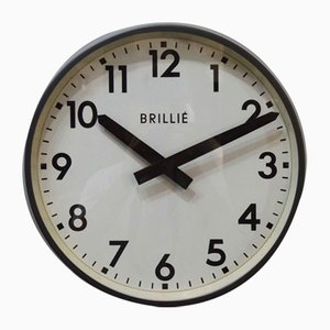 Vintage Clock from Brillié, 1950s