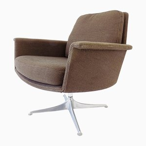 Brown Lounge Chairs by Horst Brüning for Cor, 1960s, Set of 2
