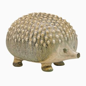 Stoneware Hedgehog by Lisa Larson for Gustavsberg, 1979