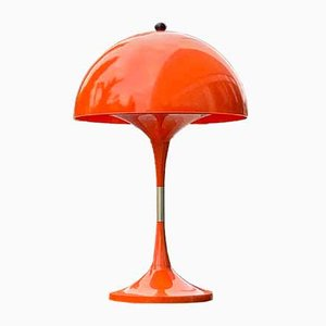 Vintage Space Age Mushroom Table Lamp, 1960s