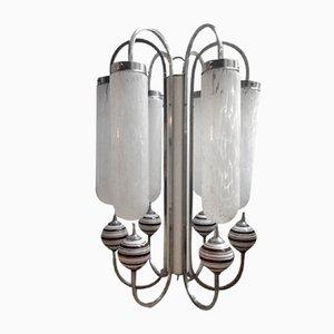 Lampe à Suspension par Carlo Nason pour Mazzega, 1960s