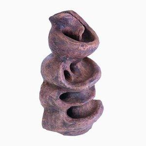Terracotta Sculpture by Cesare Lazzarini