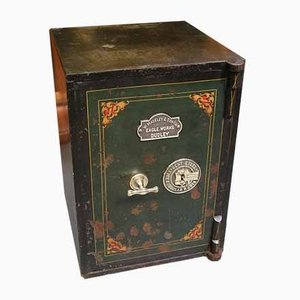 Antique English Safe by Madeley