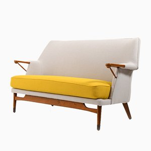 Danish Model 20 Sofa by Carl Edward Matthes, 1930s