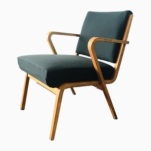 German Easy Chair by Selman Selmanagic for VEB Deutsche Werkstätten Hellerau, 1950s