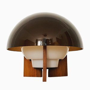 Spika-O Tischlampe von Bent Karlby, 1960er