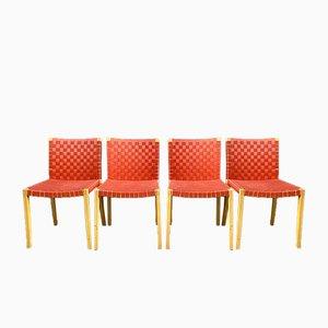Chaise de Salon 757 Vintage par Peter Maly pour Thonet