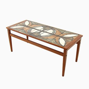 Danish Coffee Table from Ox-Art, 1970s