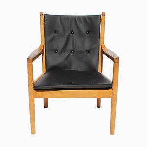 Beech Model 1788 Armchair by Hans J. Wegner for Fritz Hansen, 1970s