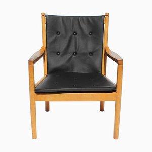 Beech Model 1788 Armchair by Hans J. Wegner for Fritz Hansen, 1970s