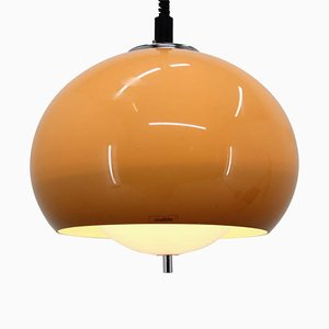 Lampe à Suspension Mid-Century de Meblo, 1970s