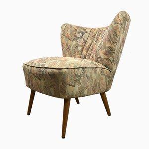 Nierenförmiger Mid-Century Sessel, 1950er