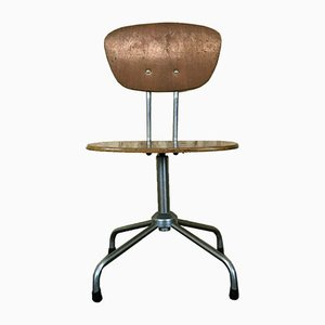 Vintage Bauhaus Shop Chair, 1960s