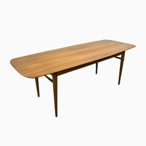 Danish Cherry Coffee Table, 1960s