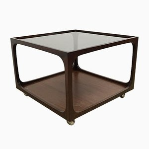 Glass Plate Coffee Table from Wilhelm Renz, 1960s