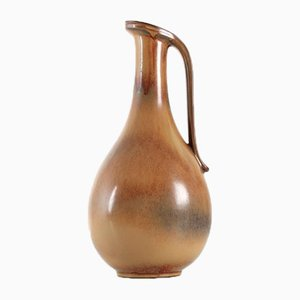 Scandinavian Ceramic Jug by Gunnar Nylund for Rörstrand, 1950s