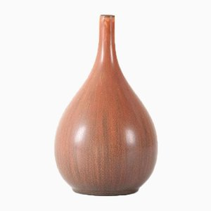 Vintage Scandinavian Vase with Narrow Opening by Carl-Harry Stalhane for Rörstrand