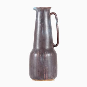 Tall Ceramic Pitcher by Gunnar Nylund for Rörstrand, 1960s