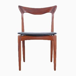 Scandinavian Teak Chairs by Henry Walter Klein, 1960s, Set of 4