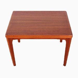 Mid-Century Modern Danish Teak Side Table by Henning Kjaernulf for Vejle Stole