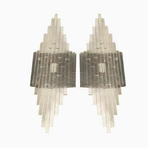 Italian Sconces by Poliarte. 1970s, Set of 2