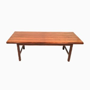 Swedish Rosewood Coffee Table, 1960s