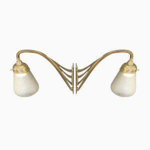 Vintage Italian Sconces, 1930s, Set of 2